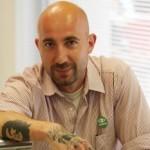 Barcelona. Política. Entrevista a Josep Garganté, número 3 de la candidatura Iniciativa Internacionalista i sindicalista de la CGT (TMB, autobusos).